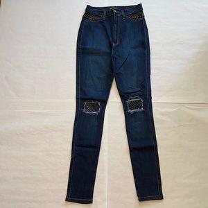 Fashion Nova Jeans, Size 13 (W30)